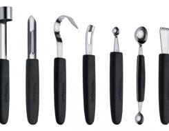 Ножи для фигурной нарезки овощей и фруктов