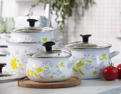 Как выбрать эмалированную посуду для дома: критерии выбора