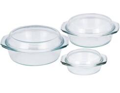 Разрешено ли использование стеклянной посуды для микроволновки в духовке
