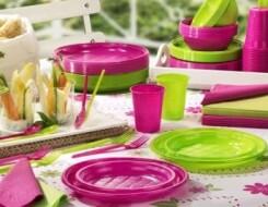 Преимущества и недостатки пластиковой посуды