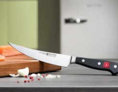 Разновидности филировочных ножей для разделки рыбы