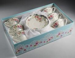 Подарочные наборы чашек для чая