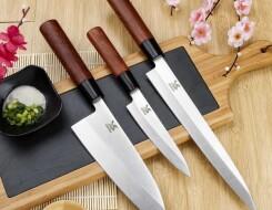 Профессиональные кухонные ножи из Японии — как выбрать
