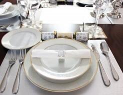 Виды и размеры тарелок для сервировки стола