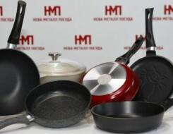 Обзор посуды «Нева Металл Посуда» с антипригарным покрытием