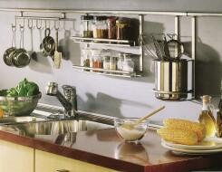 Кухонные принадлежности как помощники и элементы декора