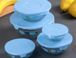 Салатницы с крышками: как выбрать набор салатников