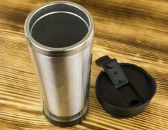 Термостойкий стакан для горячих напитков