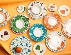Разновидности наборов блюдец: особенности выбор