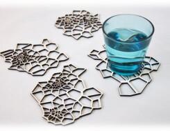 Как выбрать подставку под стакан — какой материал лучше