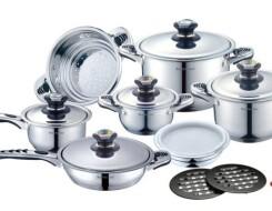 Набор посуды Royal на 19 предметов с 9-слойным дном: правда или развод