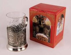Как выбрать стакан для чая с подстаканником в подарок