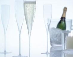 Флюте бокалы для шампанского и игристых вин