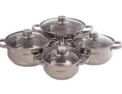 Бренд посуды «Катунь»: характеристики российской нержавеющей посуды