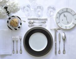 Как раскладывать столовые приборы: сервировка ножей и вилок