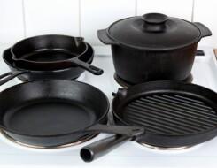 Чугунные сковородки российского производства: лучшие производители