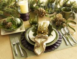 Выбираем посуду для сервировки и украшения праздничного стола