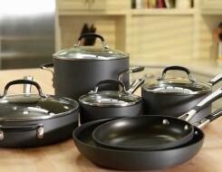 Сковородки «Тефаль»: вок, блинная, размеры и характеристики