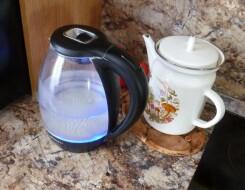 Как очистить электрический чайник от накипи — лучшие методы