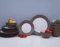 Наборы столовой посуды и тарелок для кухни