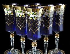 Выбираем фужер для шампанского от компании Богемия