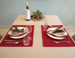 Как называются салфетки на стол под тарелки