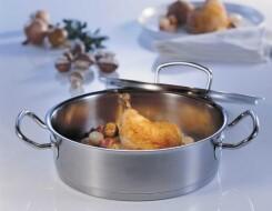 Как использовать жаровню с крышкой в духовке: виды и правильный выбор