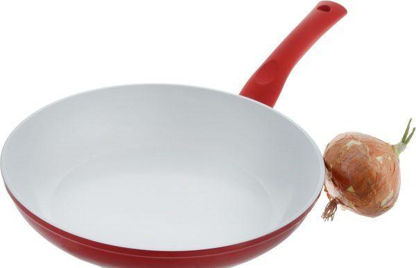 Сковорода с керамическим покрытием: фото