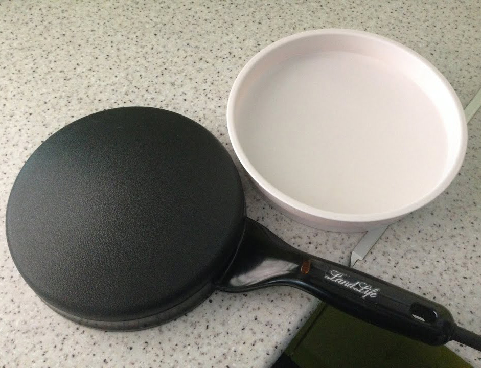 Фото погружной блинной сковороды