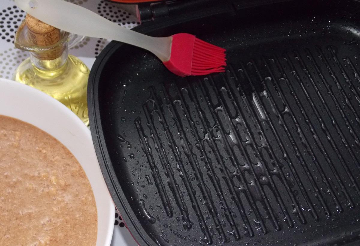 Сковорода двусторонняя из нержавеющей стали