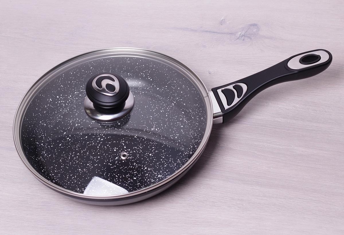 Сковорода из литого алюминия