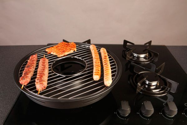 Для готовки блюд выбирать самую маленькую газовую конфорку