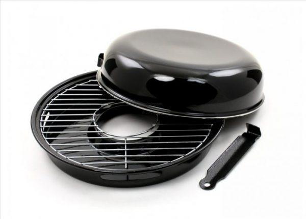 Эмалированная сковорода: фото