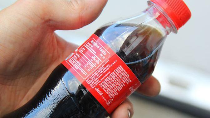 Кока-кола от ржавчины
