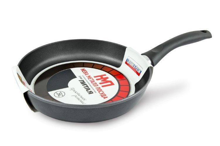 Сковорода НМП Нева металл посуда