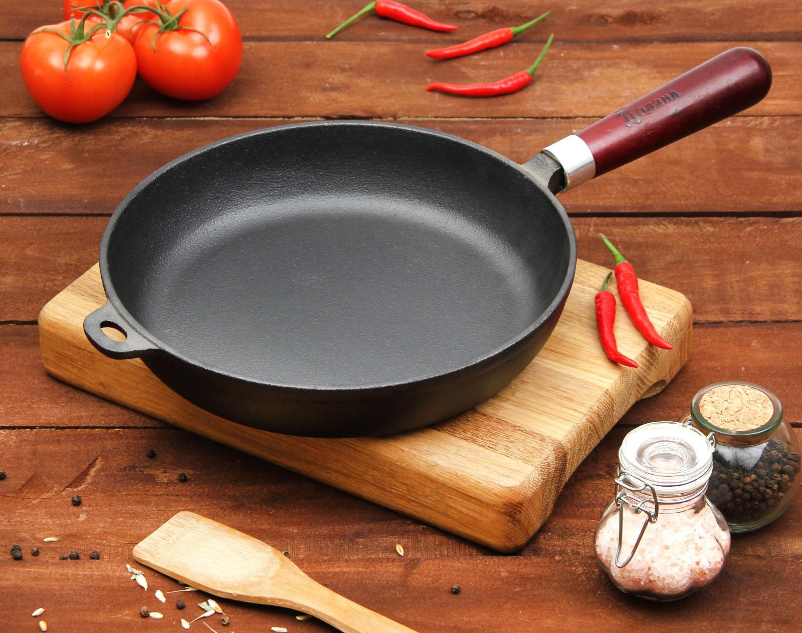 Фото чугунной сковороды