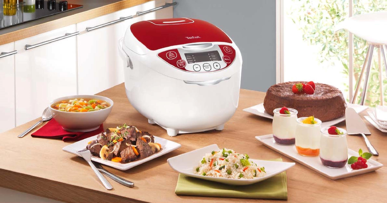 Мультиварка-скороварка на кухне