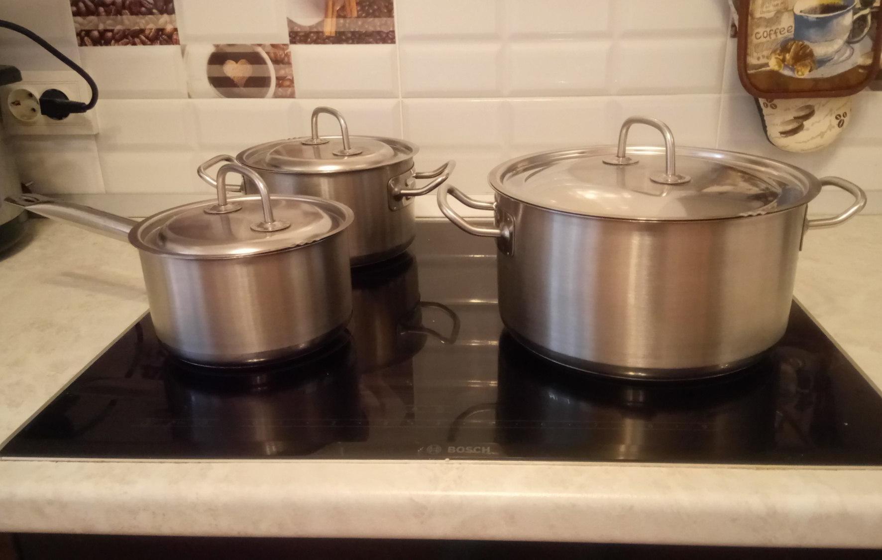 Посуда Гурман-Профи