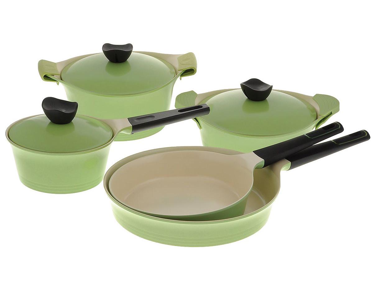 Посуда Фиссман с керамическим покрытием