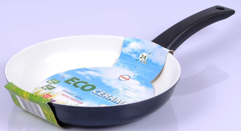 Сковорода Биол с керамическим покрытием