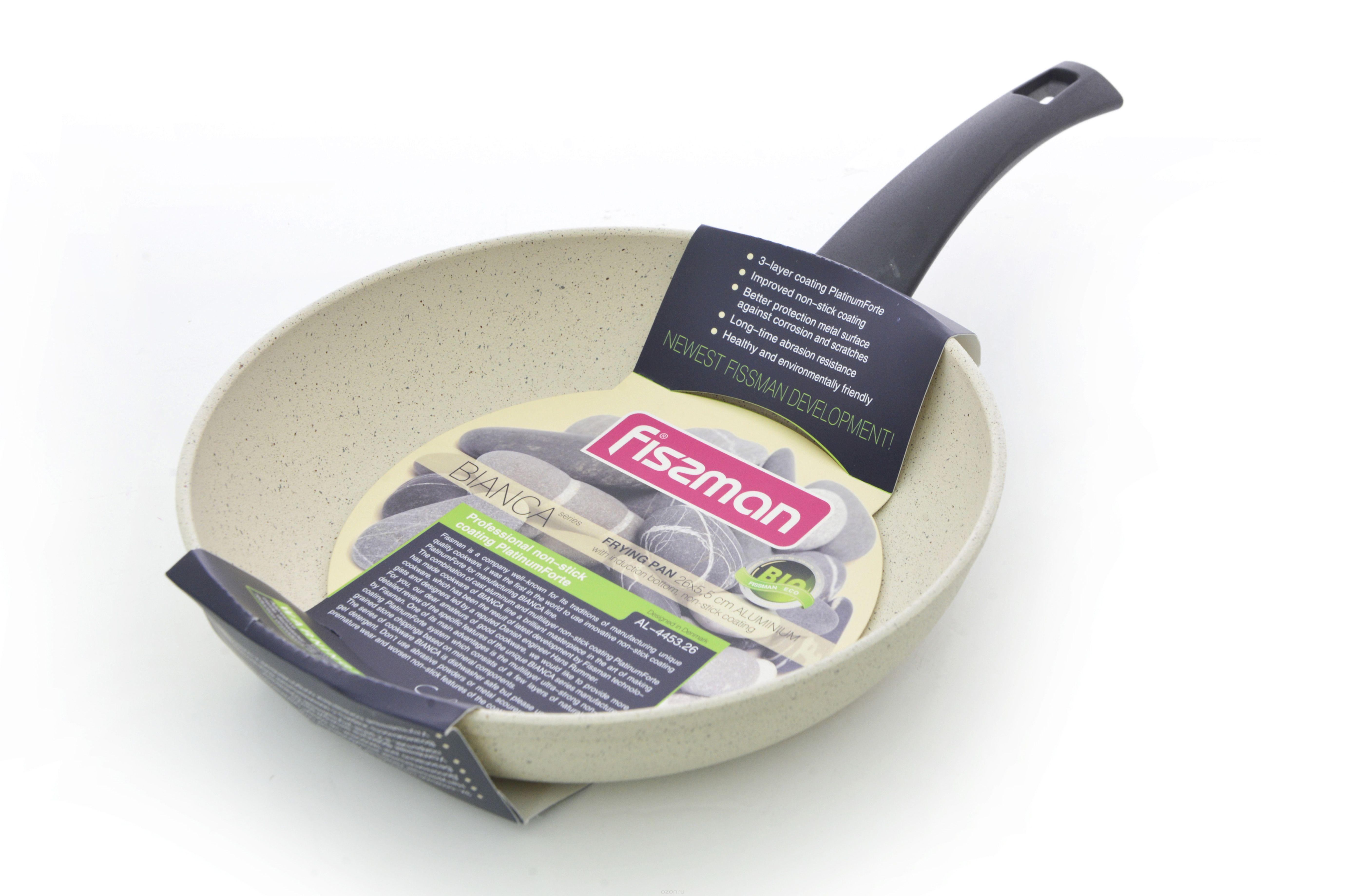 Сковорода Fissman с каменным покрытием