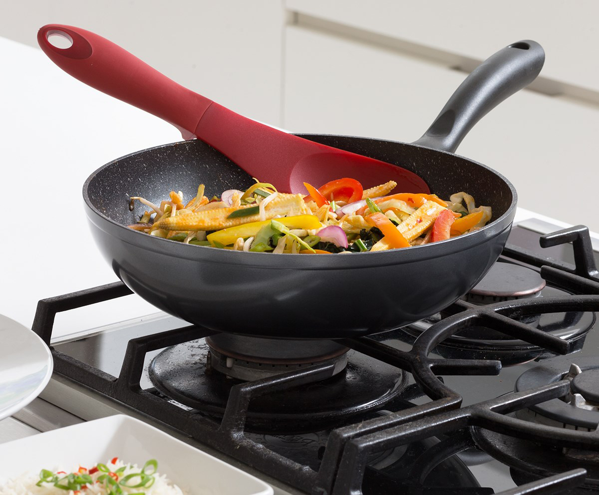 Сковорода с высокими стенками