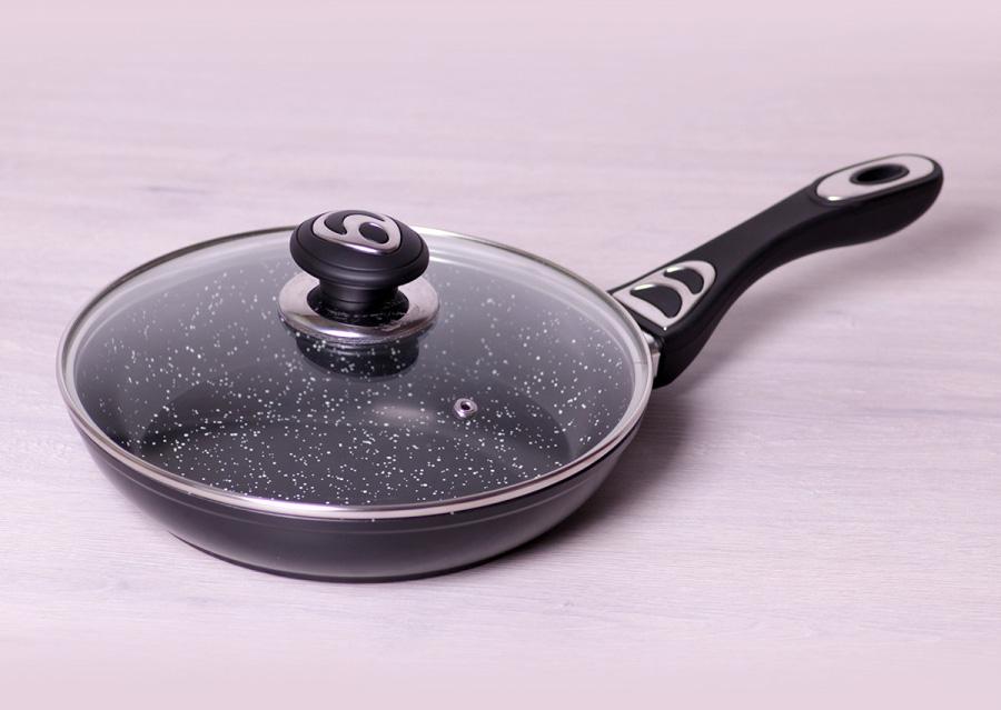 Фото сковороды с крышкой
