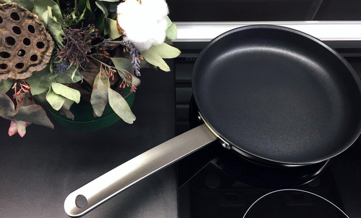 Фото тефлоновой сковороды