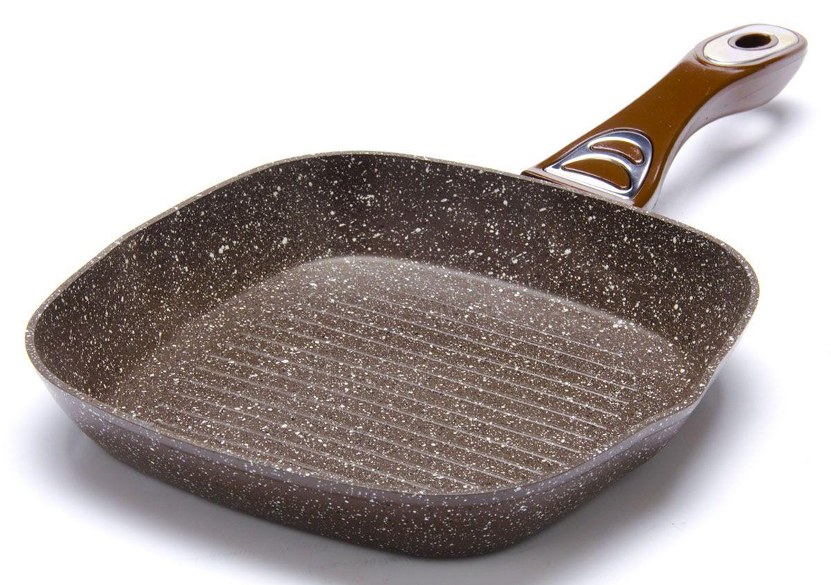 Фото сковороды с мраморным покрытием
