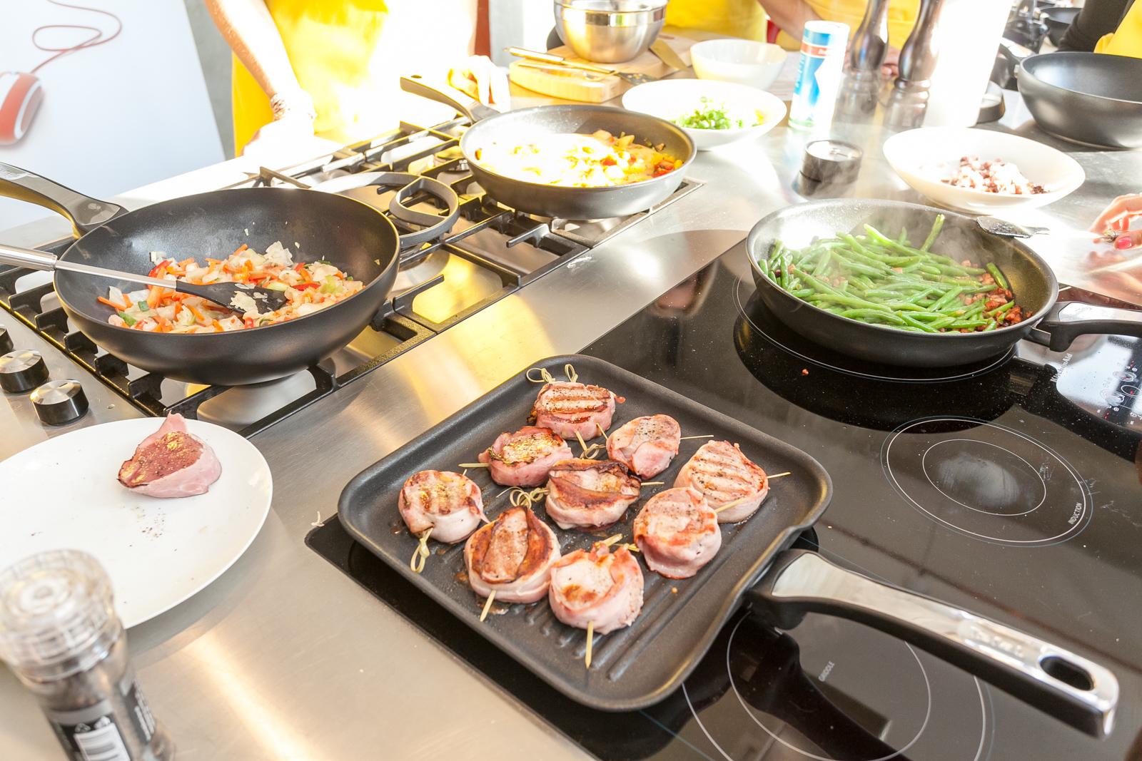 Сковородки Tefal