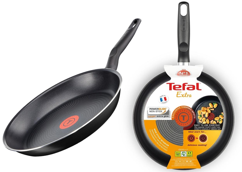 Фото сковороды Tefal Extra