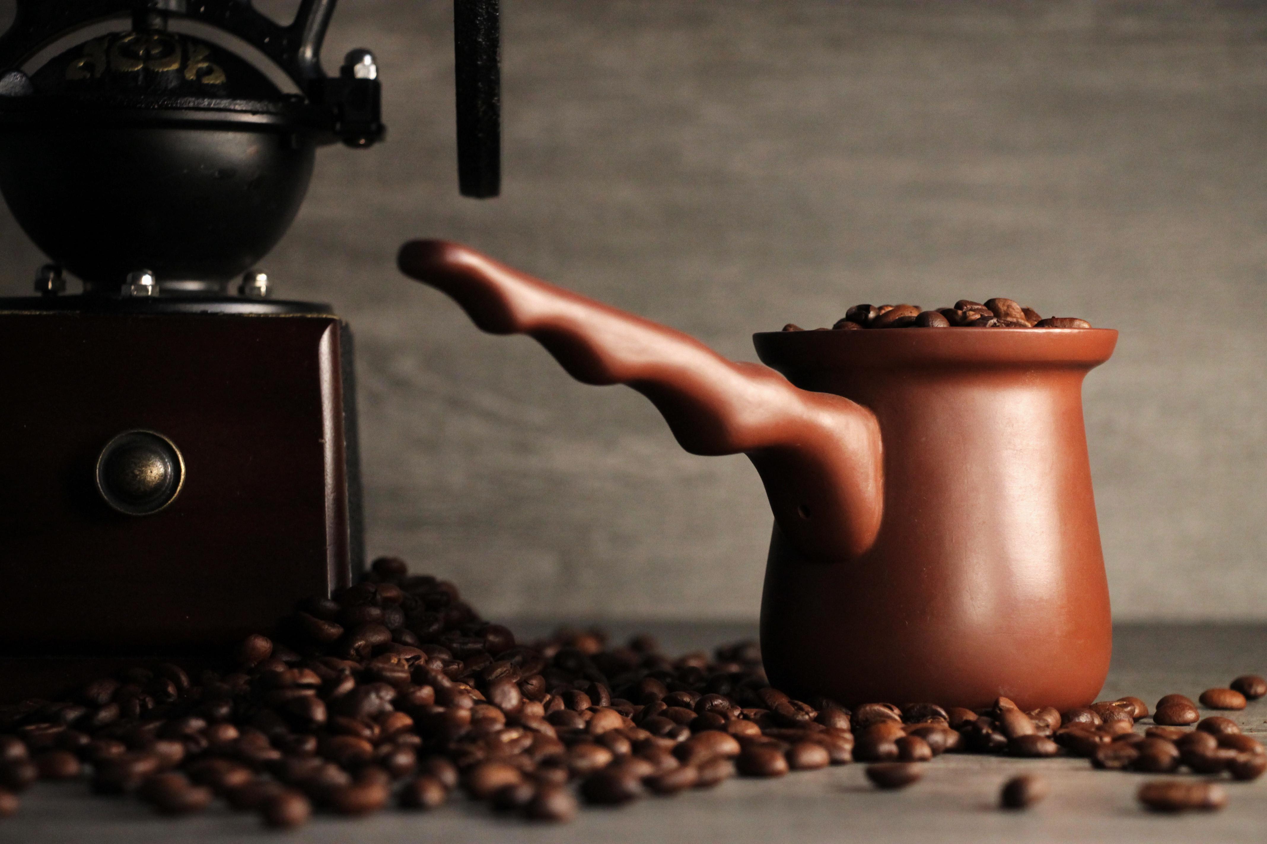 Фото турки для кофе