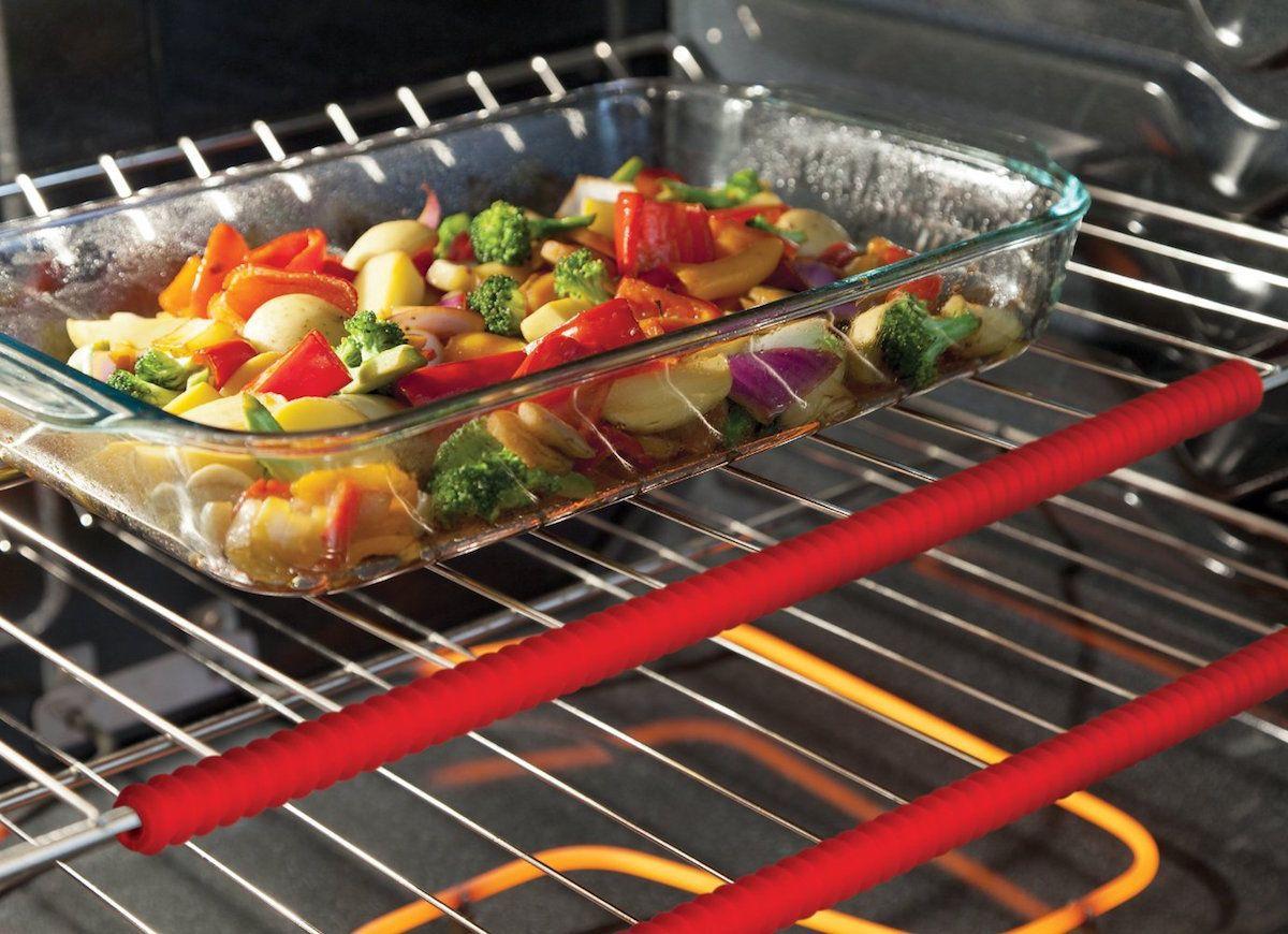 Фото жаропрочной посуды в духовке