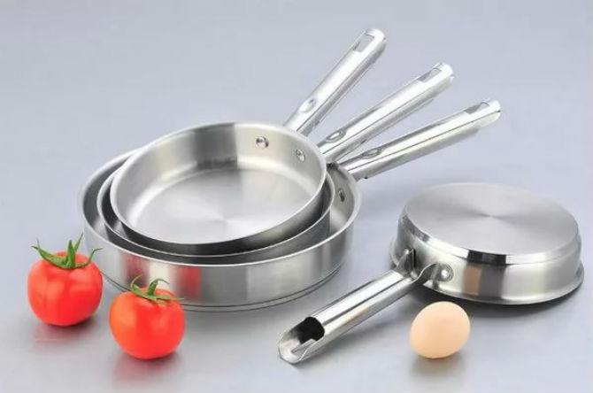 Преимущества алюминиевой сковороды